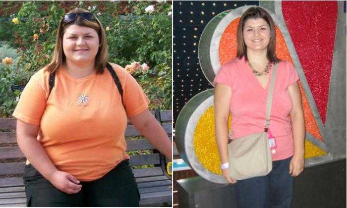 Реальные истории похудения