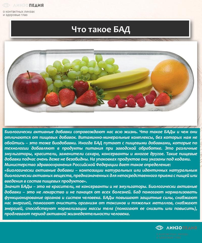 Биологически активные добавки: что это такое, польза и побочный эффект