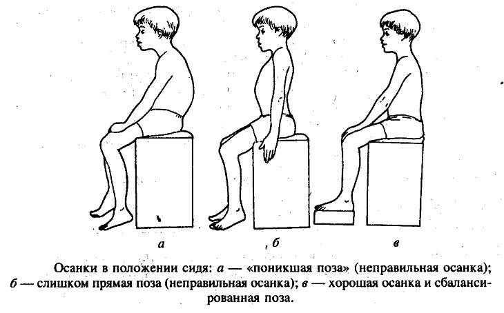 Упражнения для красивой осанки в домашних условиях