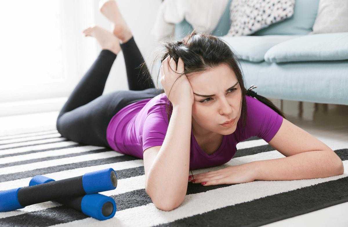 Как заставить себя заниматься спортом: 7 советов