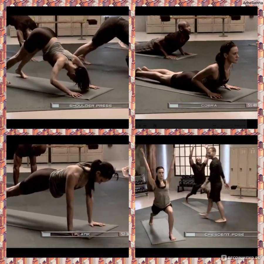 Total body с сюзанной боуэн: 10 балетных тренировок
