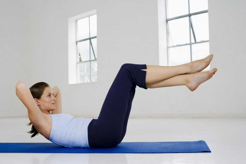 Топ-10 упражнений для косых мышц живота (фото + план)