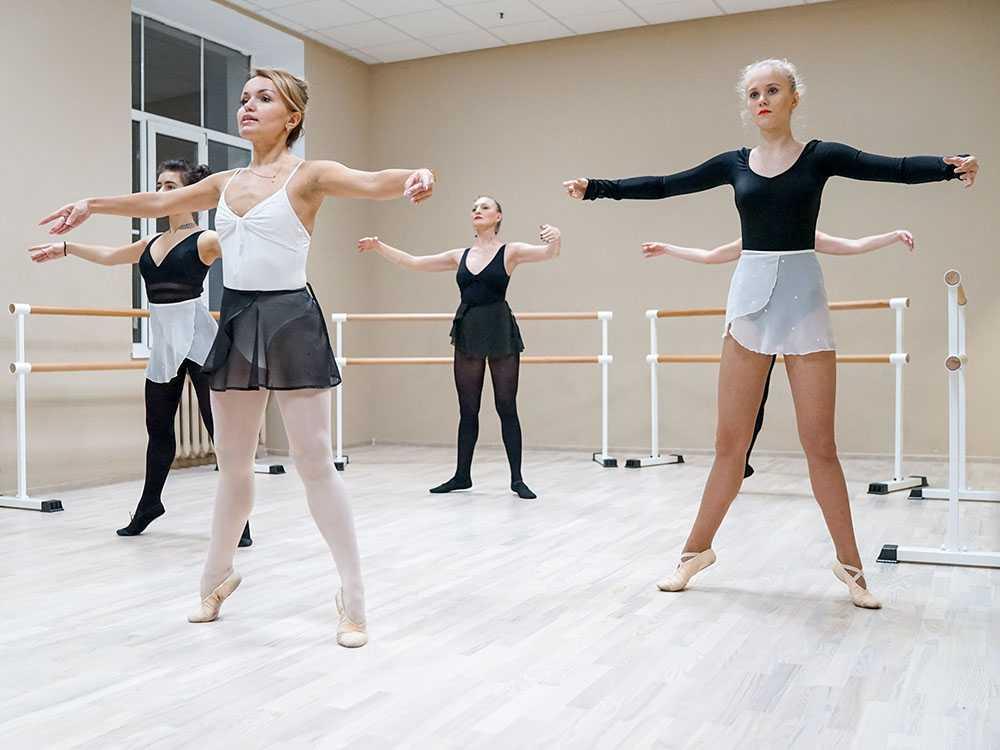 Фитнес-балет для женственной фигуры и красивой осанки   my handbook