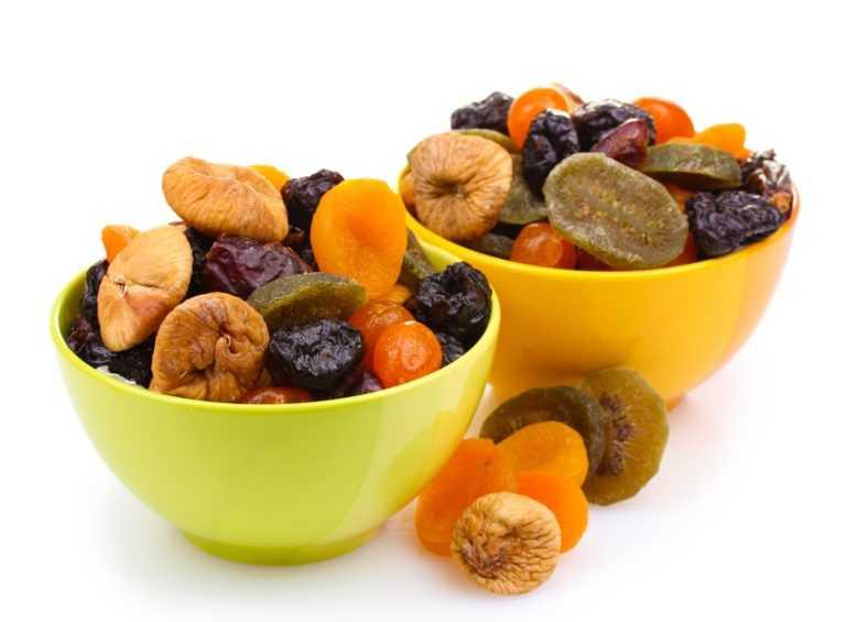 Сухофрукты при похудении: чем полезны и какие выбрать