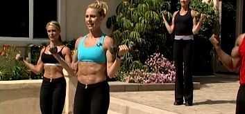 �˜нтервальная тренировка для похудения с синди уитмарш