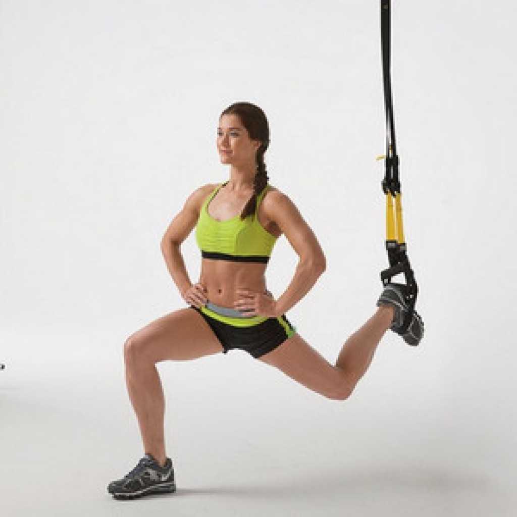 Тренировка TRX – упражнения для разных уровней подготовки