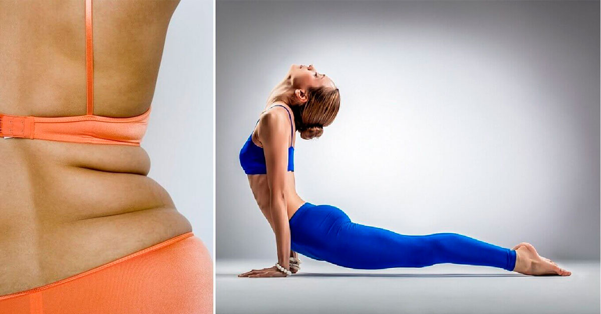 Как достичь совершенства: избавляемся от жира и сладок на спине