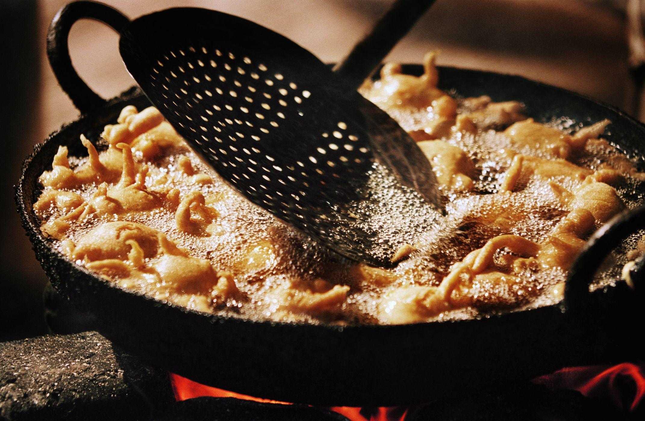 Масло для жарки оливковое: особенности выбора, рекомендации по приготовлению и отзывы