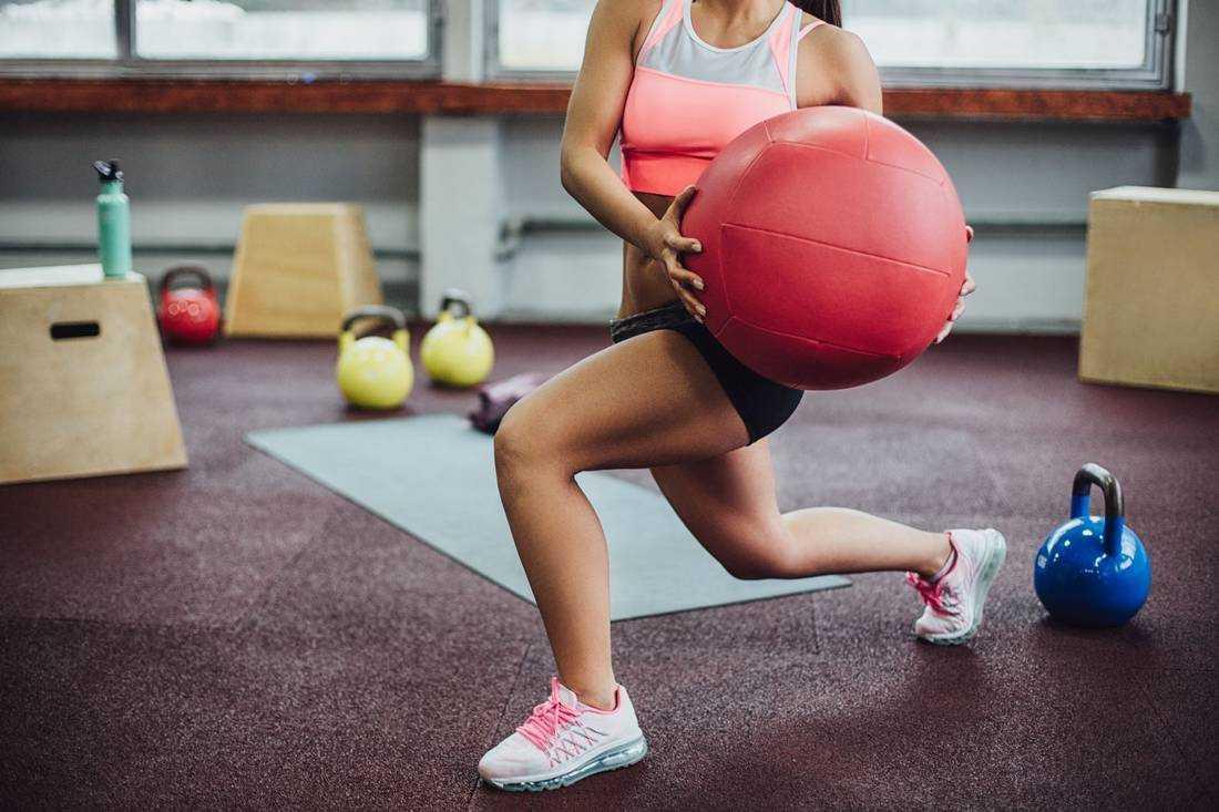 Лучшие упражнения от целлюлита для сжигания жира на бедрах и ягодицах