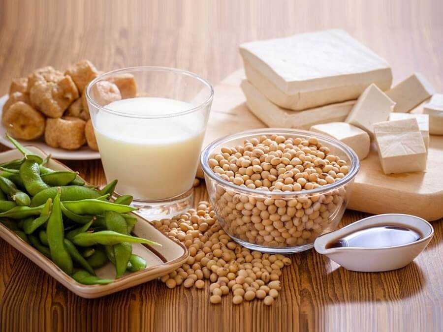 Соевый протеин — плюсы и минусы от приема