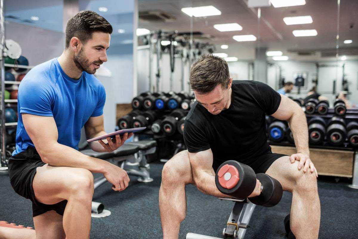 Тренировки с персональным тренером в тренажерном зале: стоит ли платить и как быстро будут результаты?