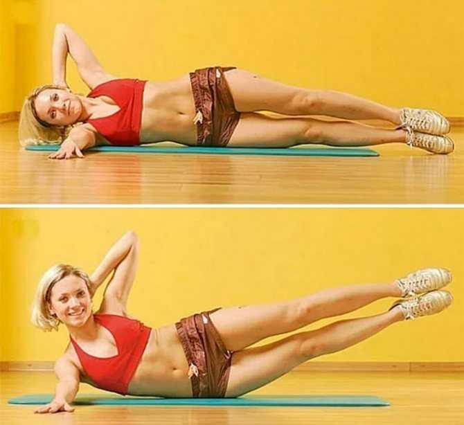 Как помогают статические упражнения для похудения   счастливы по жизни