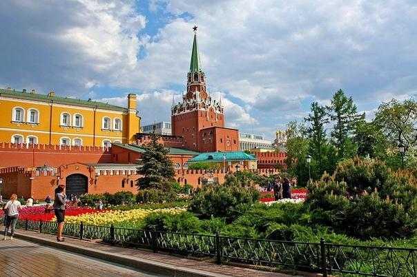 Куда съездить на выходные из москвы?