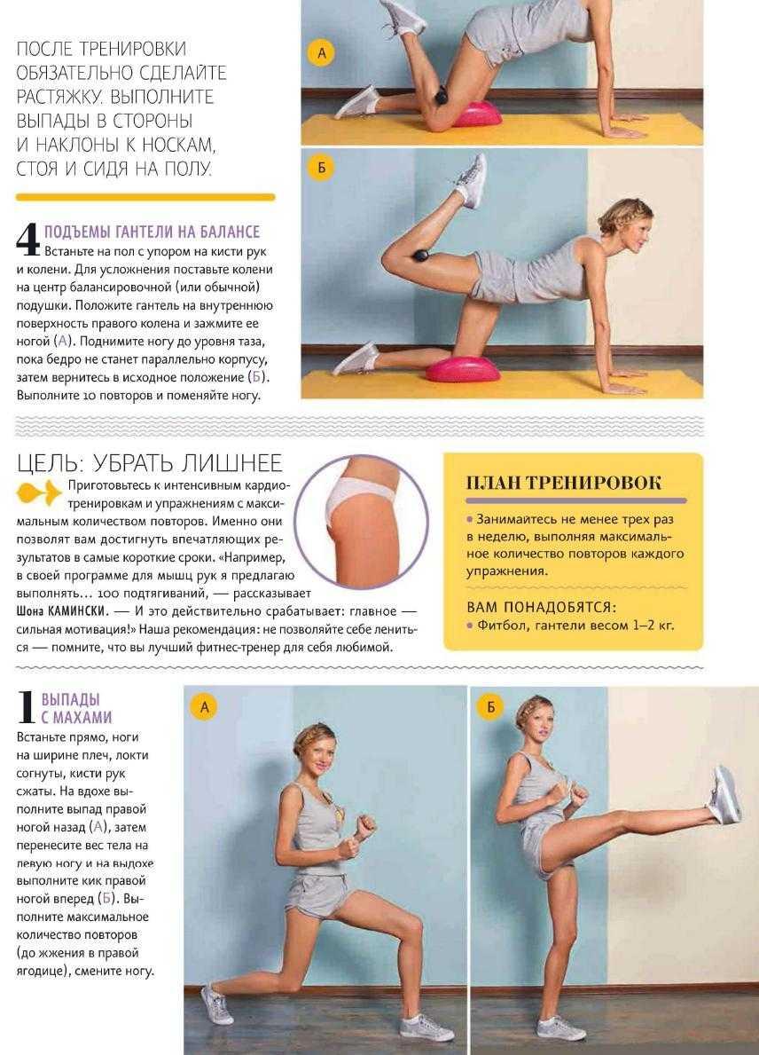 Как похудеть в ногах? самый эффективный метод для женщин