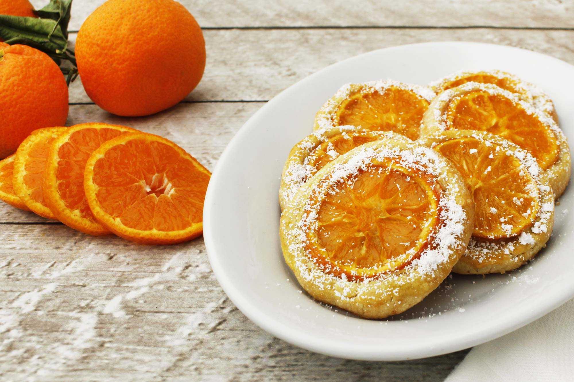 Новогодние мандарины в пряном сиропе – кулинарный рецепт