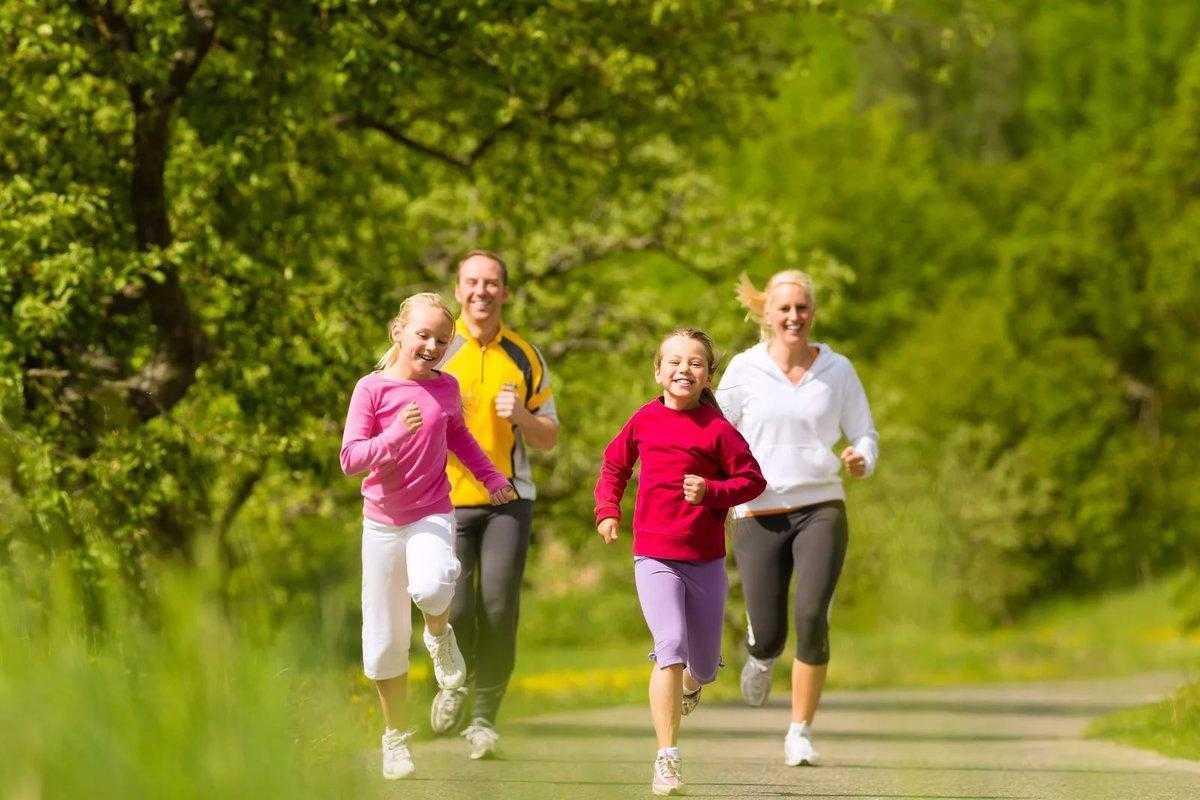 Основные принципы активного здорового образа жизни