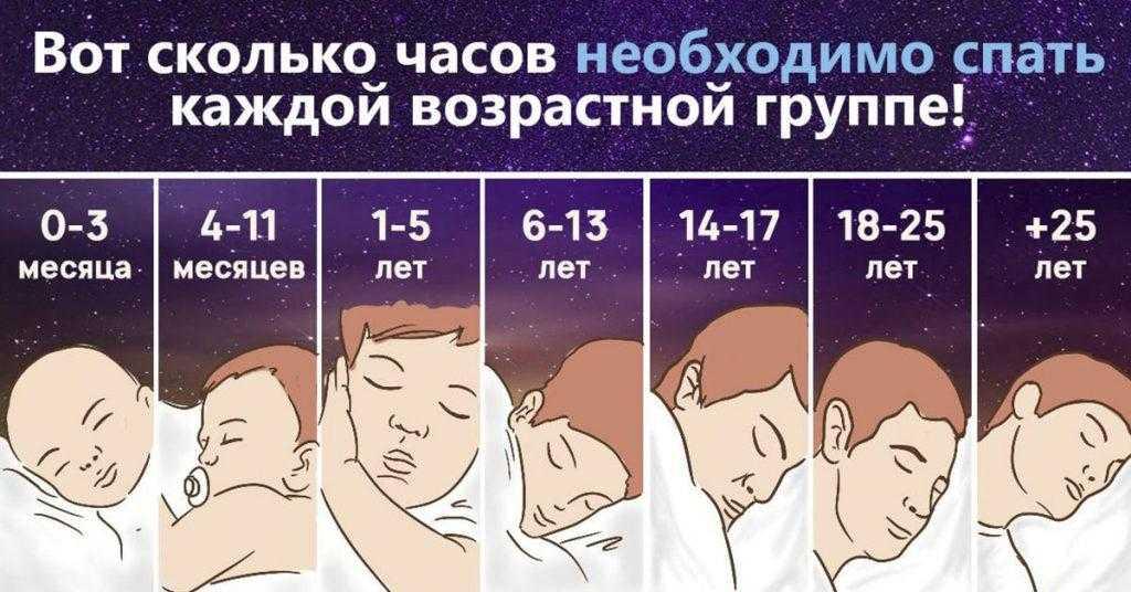 Физиологический сон: стадии, функции, польза и вред