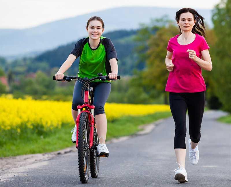 Велосипед для похудения: отзывы о том, как похудеть на велосипеде