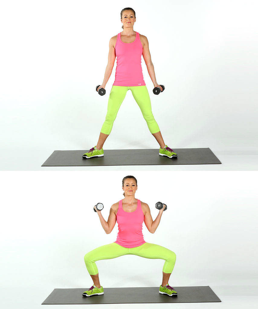 Лучшие упражнения на квадрицепс бедра и программа тренировок