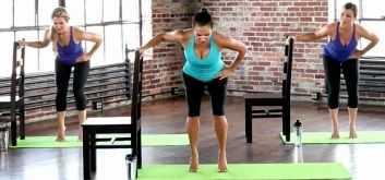 Балетная тренировка с сюзанной боуэн для начинающих