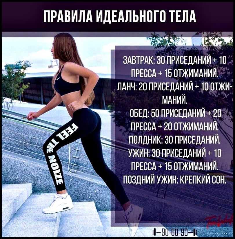 Силовые тренировки для похудения, эффективные силовые упражнения для похудения