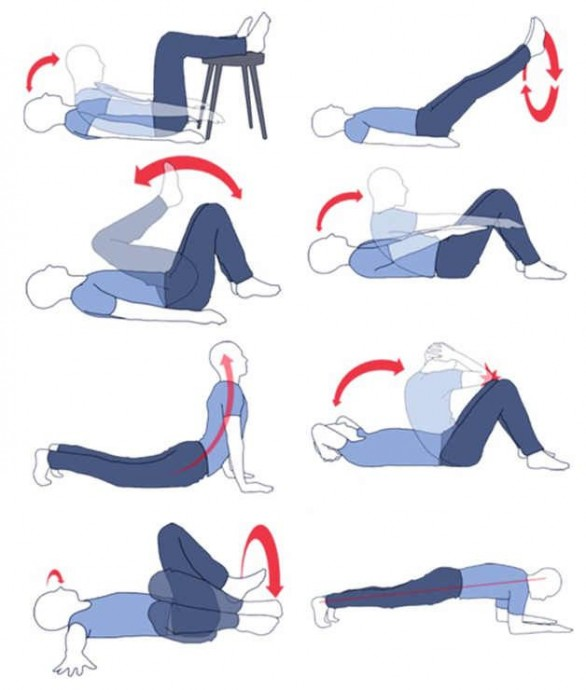 Какие упражнения для тонкой талии действительно работают