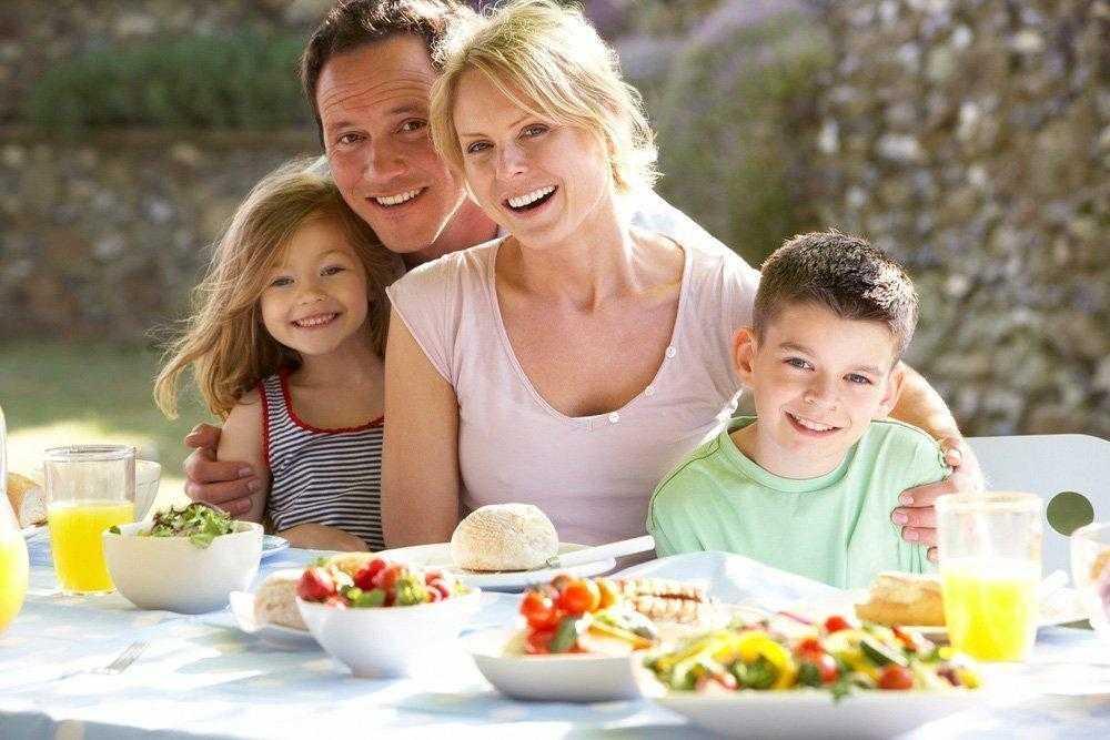 Экономное меню на неделю для семьи за 2450 р или 40$