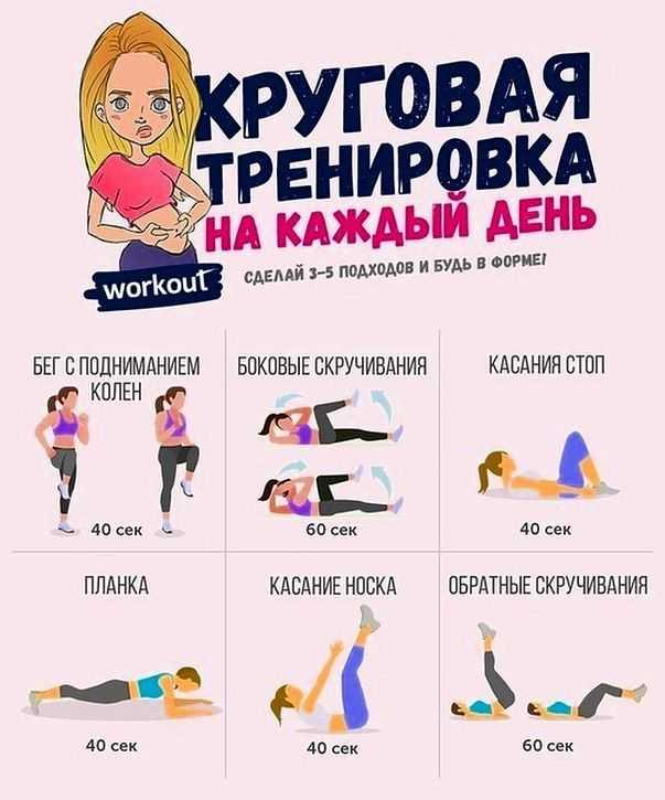 Базовые упражнения для занятий фитнесом для начинающих [эффективные упражнения для похудения в домашних условиях]