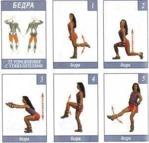 Комплексная тренировка для ног: лучшие упражнения для набора массы (с видео)