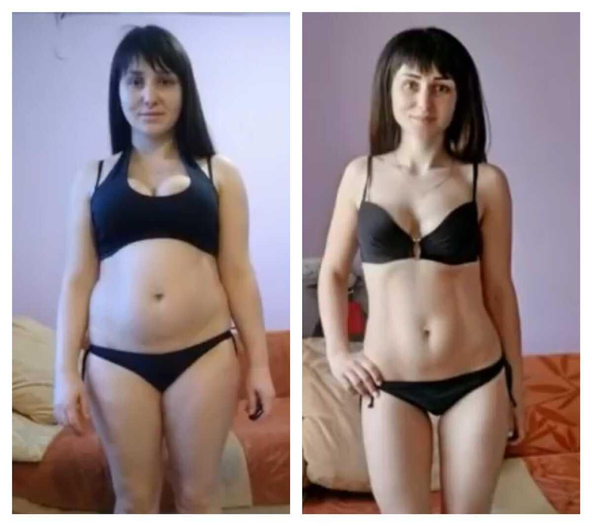 Невероятные истории похудения от бывших толстяков