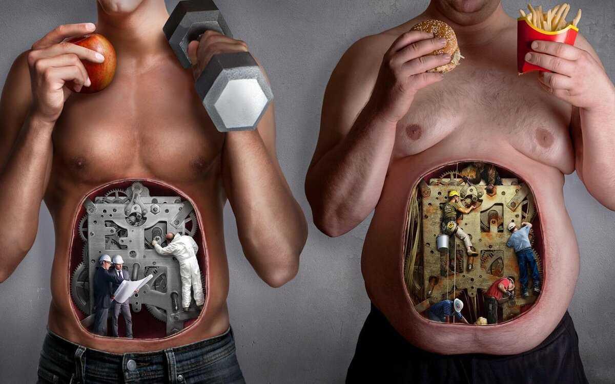 Как после похудения удержать вес