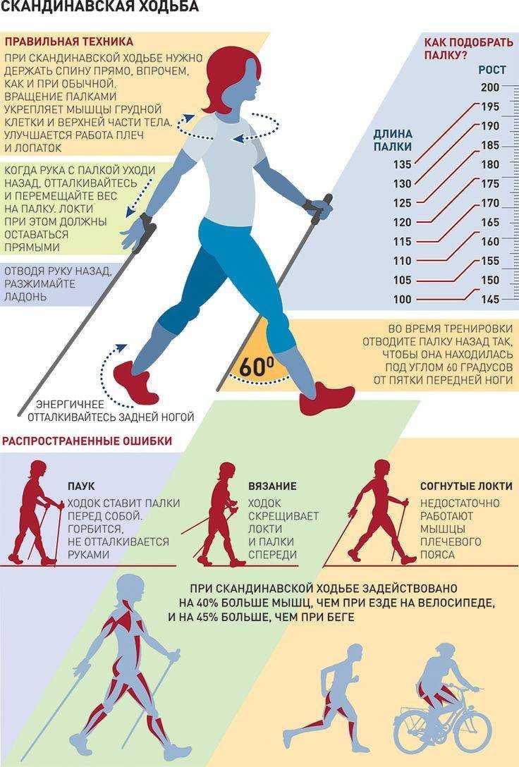 Тренируем мышцы при беге