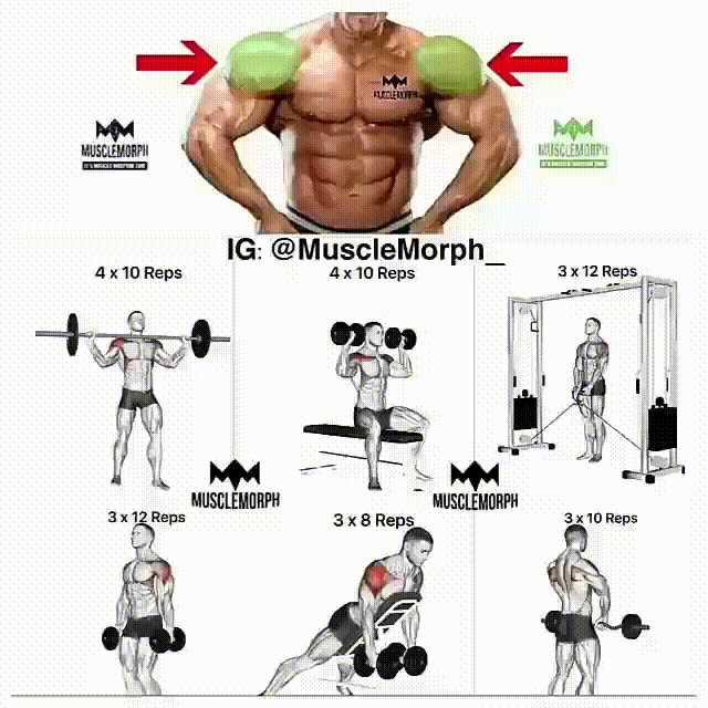 Самые эффективные упражнения на трицепс в тренажерном зале