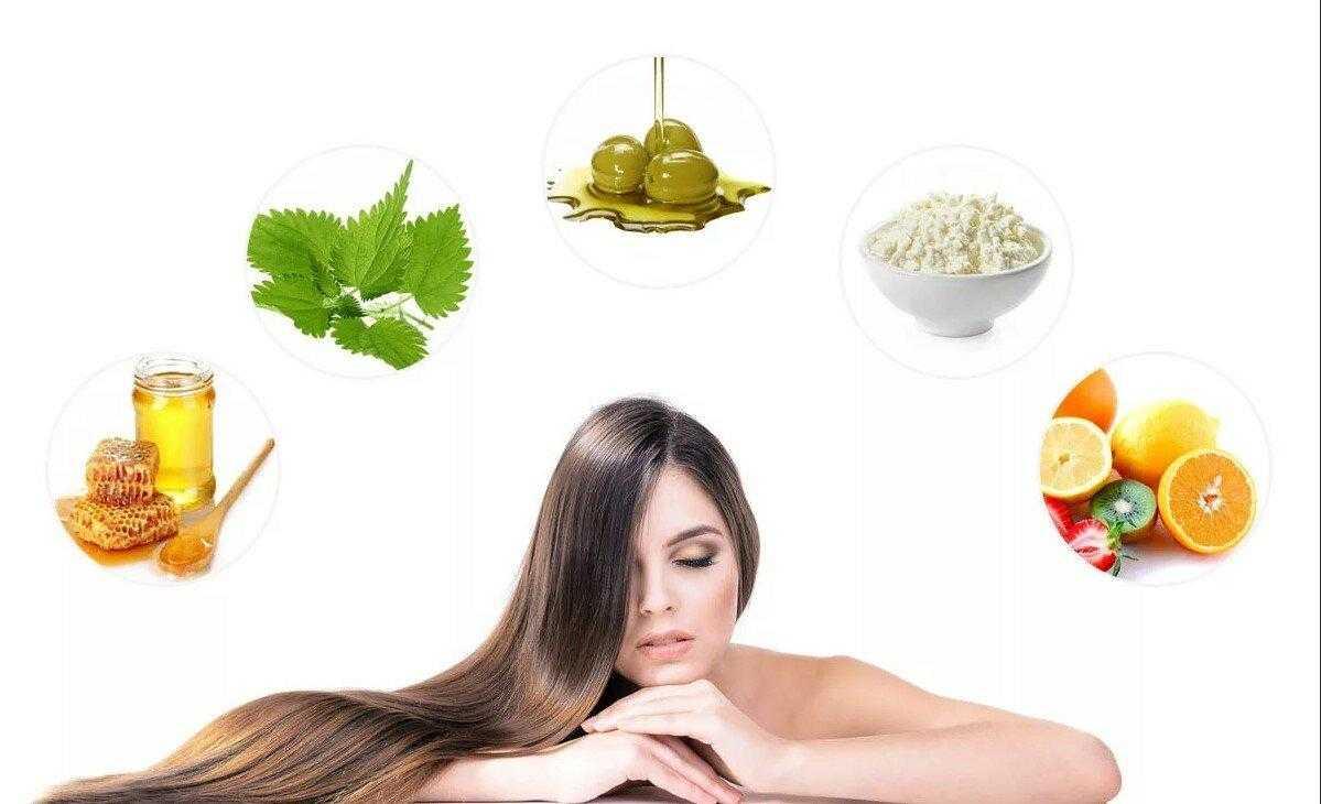 Продукты против выпадения волос: топ-10 самых полезных