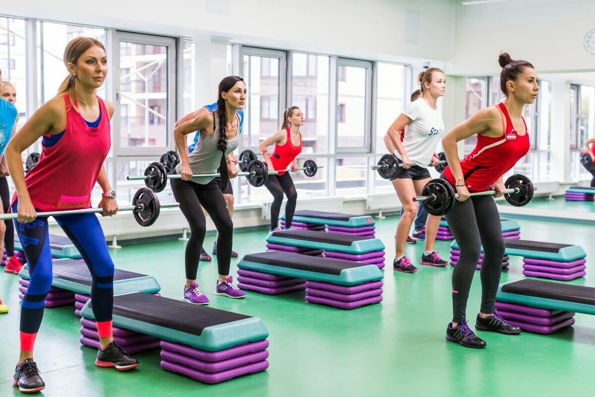 Новые направления фитнеса
