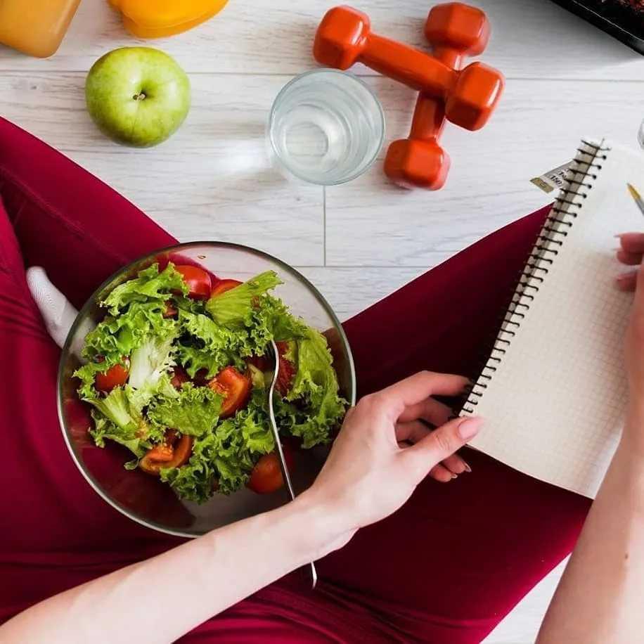 Диета для похудения живота -  меню на 7 дней, физические нагрузки (фото и видео)