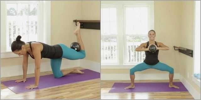 Короткие тренировки для живота с сюзанной боуэн