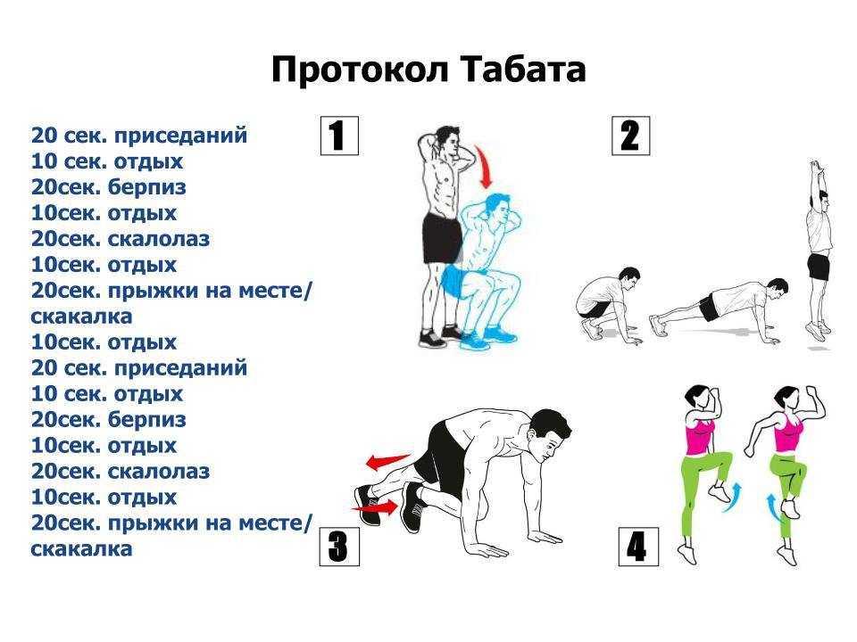 План похудения - как составить правильную программу питания и тренировок в домашних условиях