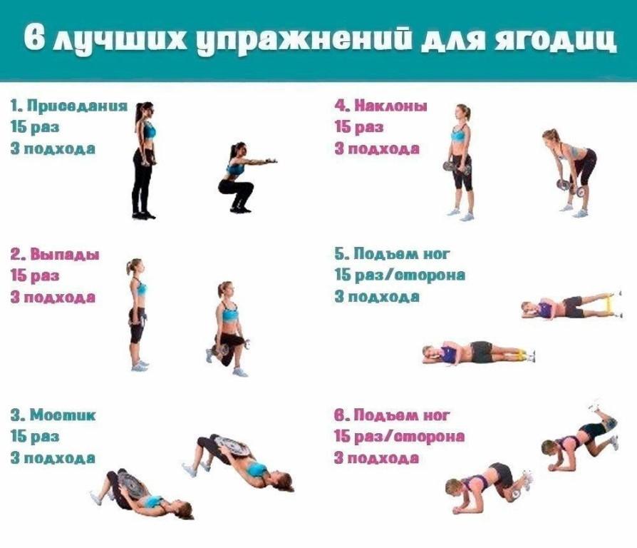 10 эффективных упражнений для внутренней части бедра в домашних условиях без приседаний и выпадов, которые помогут вам быстро получить стройные ноги