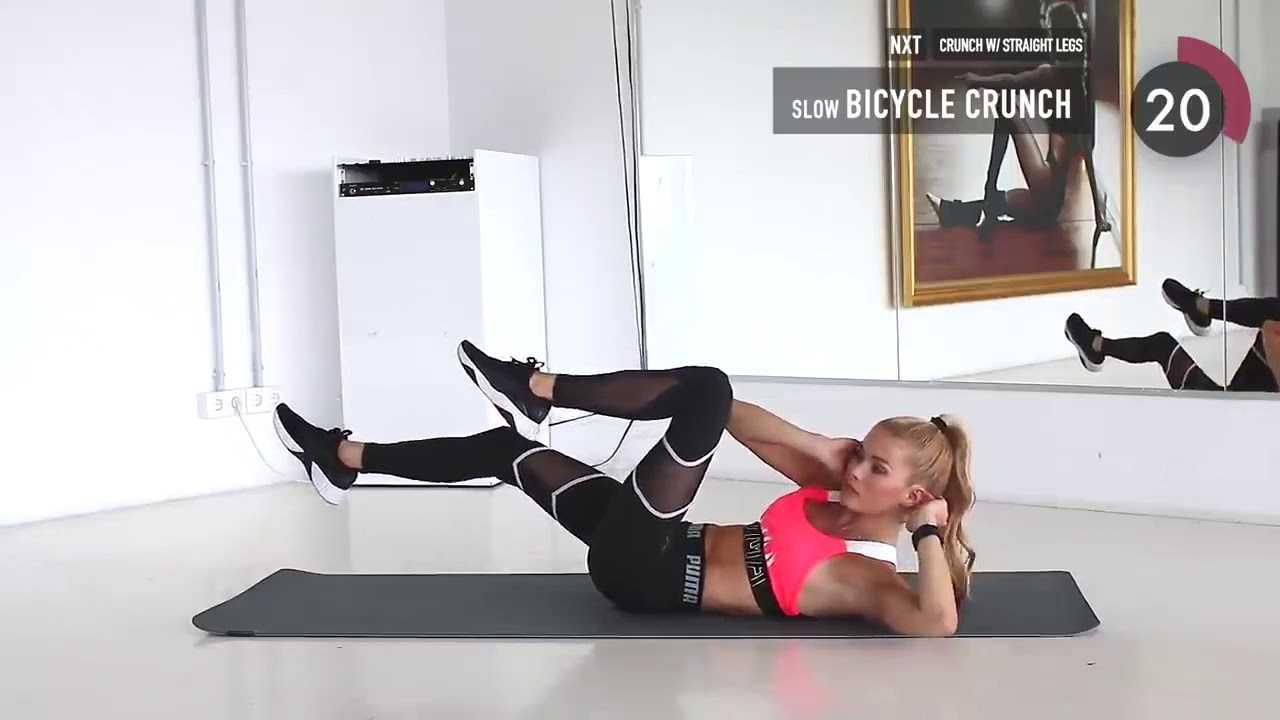 Pamela reif - weekly home workout plan