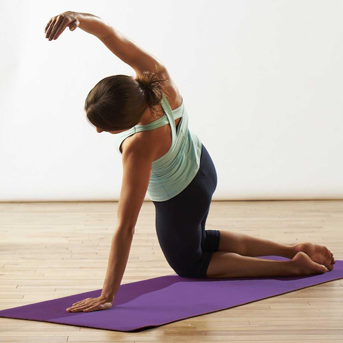 Пилатес для спины - показания, противопокания, упражнения