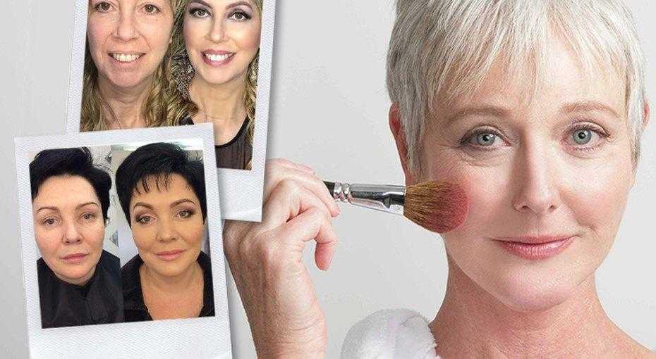 Урок макияжа для начинающих: пошагово с 34 фото