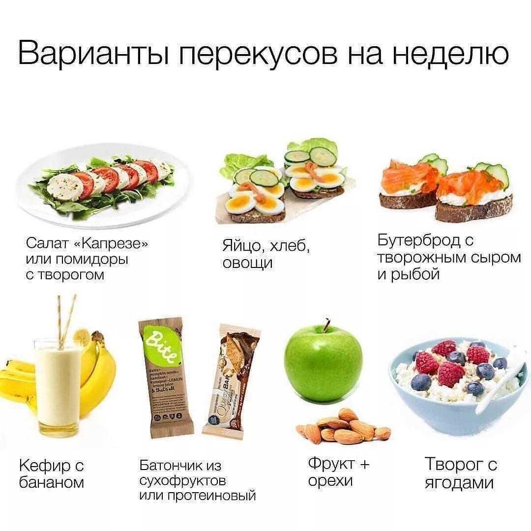 Пп перекусы: нюансы, тонкости и варианты рецептов
