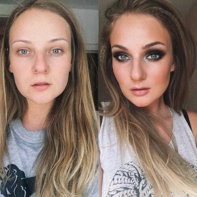 Как выглядеть привлекательно без макияжа