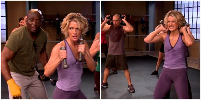 The skinny rules: комплекс тренировок от боба харпера