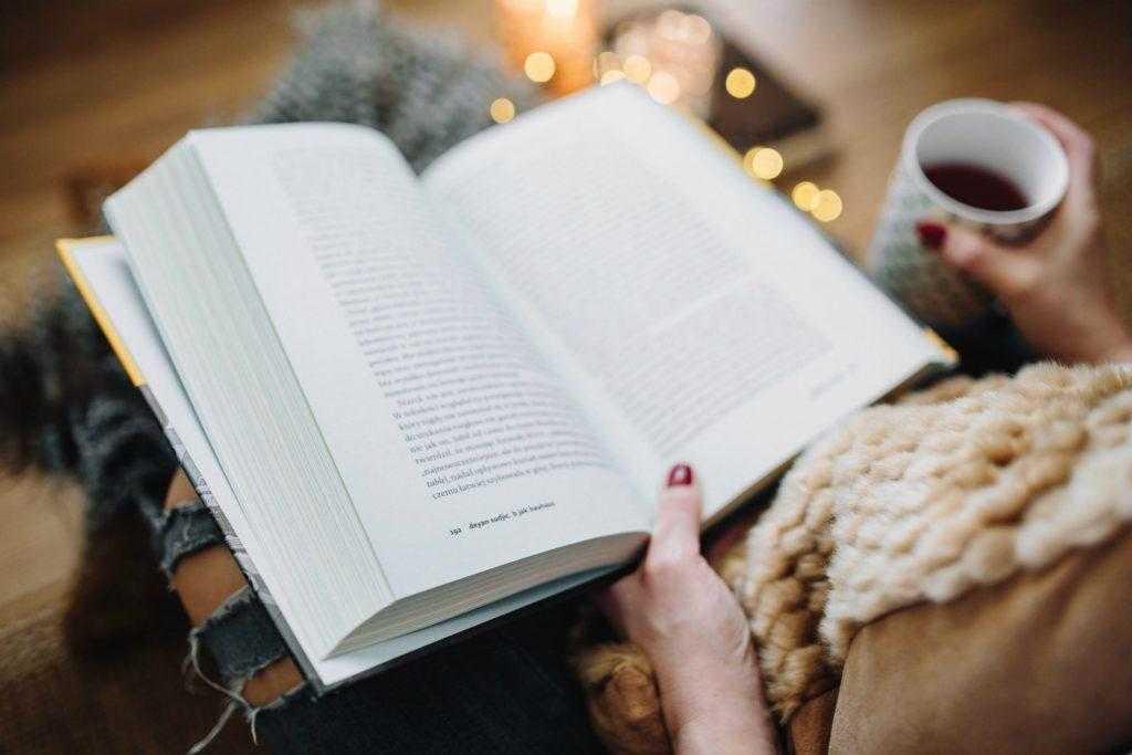 Привычка читать книги: вся польза и вред чтения