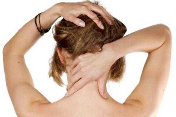Спазм спинных мышц