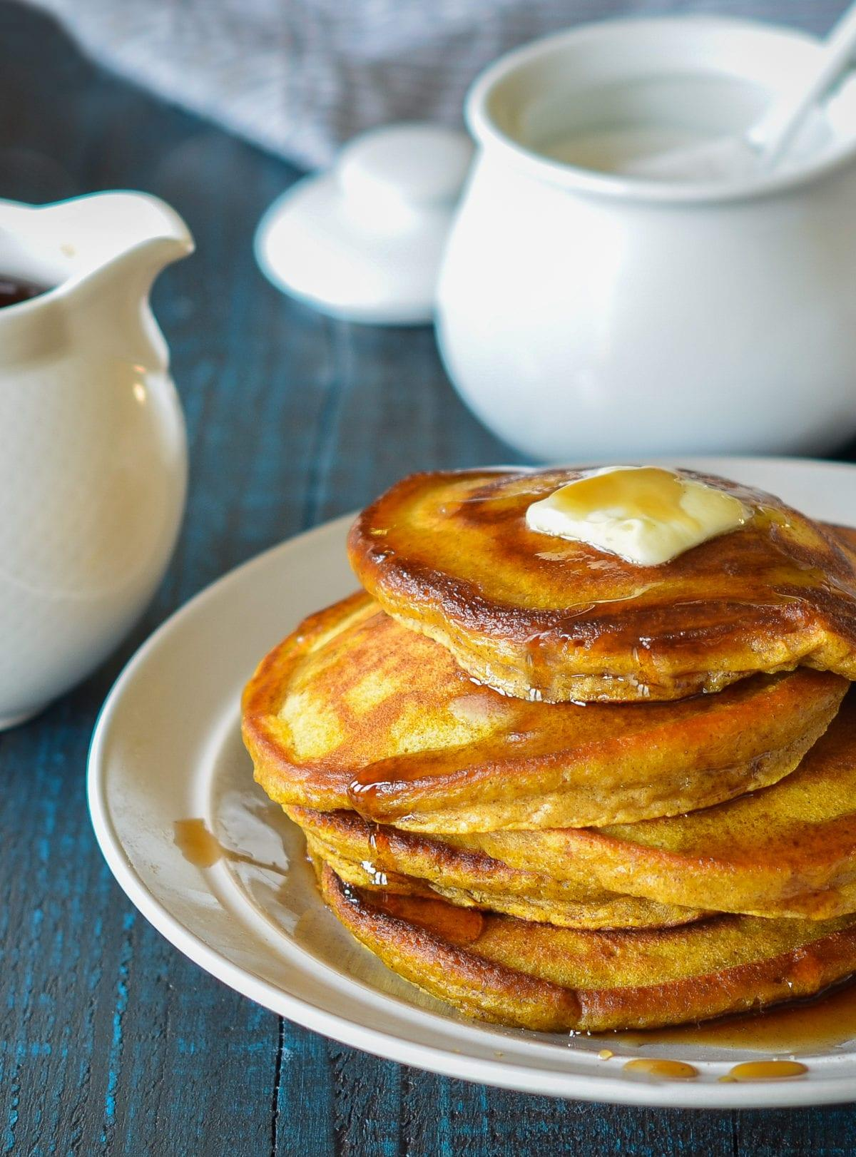 Тыквенные оладьи — рецепты приготовления с фото пошагово