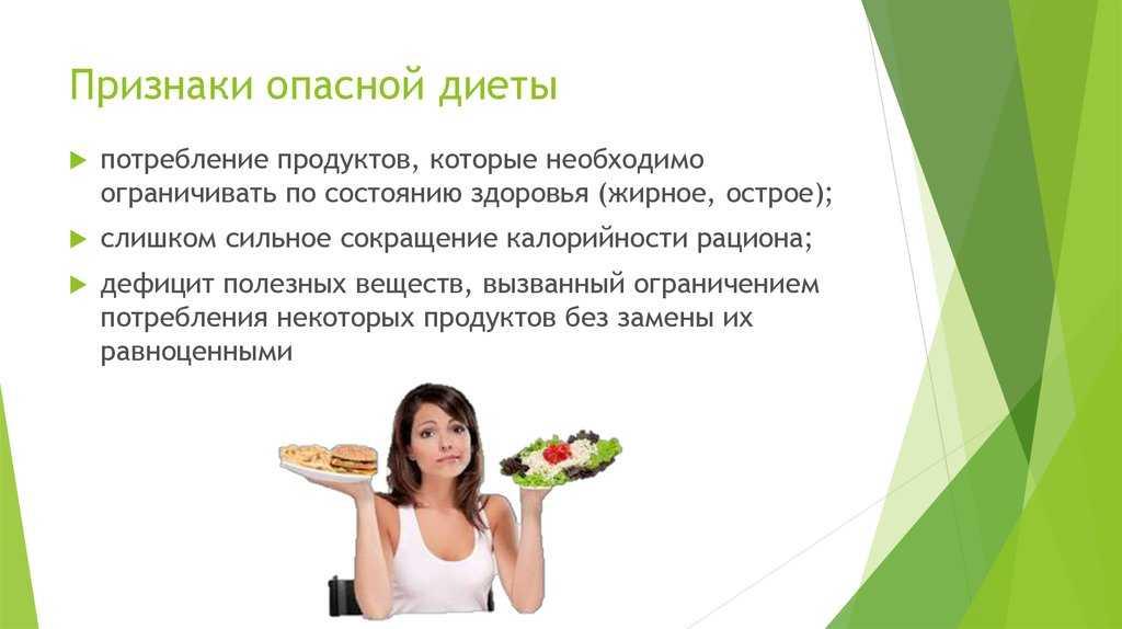 О вреде голодания для вашего здоровья