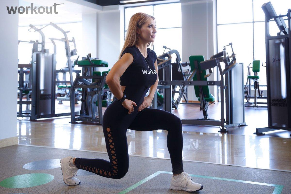 Топ-5 упражнений для Тренировки ног и ягодиц от Екатерины Усмановой с комментариями от редакции нашего сайта Видео